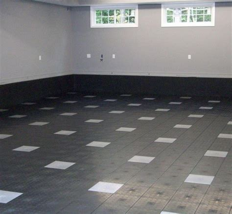 garage tiles modern garage flooring in linoleum floor