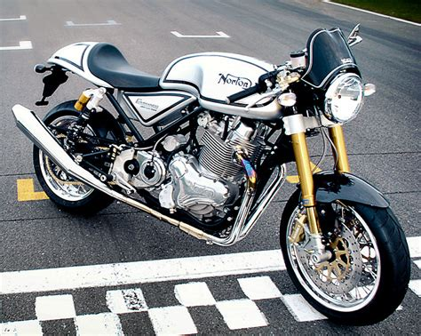 Norton 961 Commando Café Racer 2015