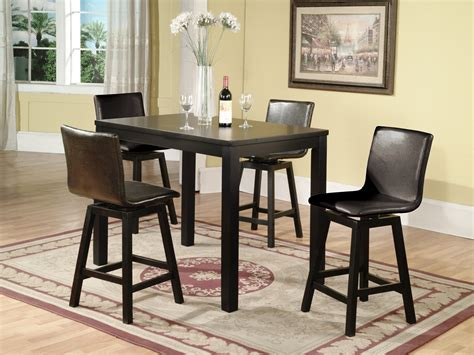 counter height dinette sets homesfeed