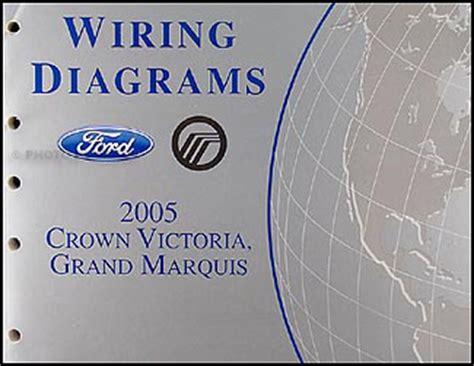 free download parts manuals 2005 mercury grand marquis parking system 2005 crown victoria grand marquis repair shop manual original