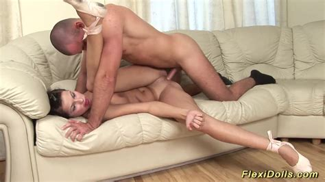 Real Flexi Doll For Deepthroat Anal Anal Porn
