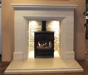Inset Electric Fireplace