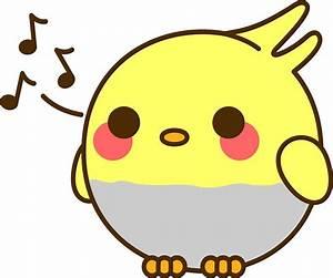 """""""Kawaii bird"""" Stickers by peppermintpopuk Redbubble"""