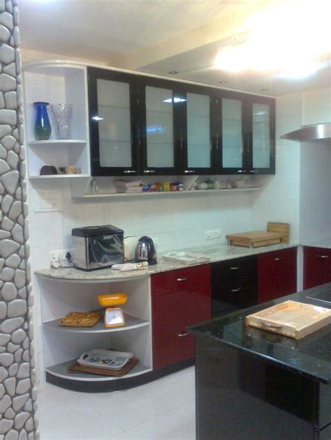 kitchen furniture designs for small kitchen design ideas of modular small kitchen with parallel