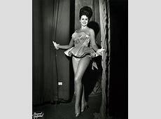 Las Vegas burlesque dancer 1960s Photo by Bruno Bernard