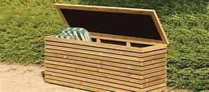 Coffre De Jardin Bois : cl tures am nagement de jardin bm cloture bm cloture jardin ~ Edinachiropracticcenter.com Idées de Décoration