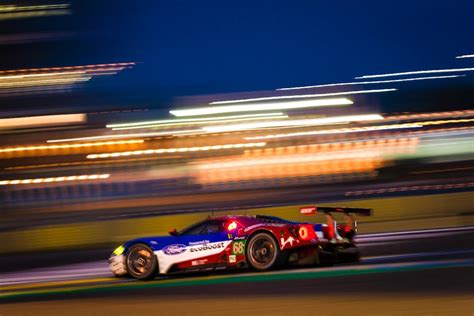 le bureau le mans ford goes back to the beginning with 16 ford gt at 24
