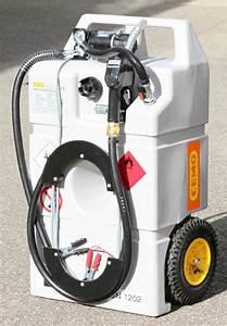 Pompe A Fioul Electrique : caddy ravitailleur de gasoil avec pompe ~ Melissatoandfro.com Idées de Décoration