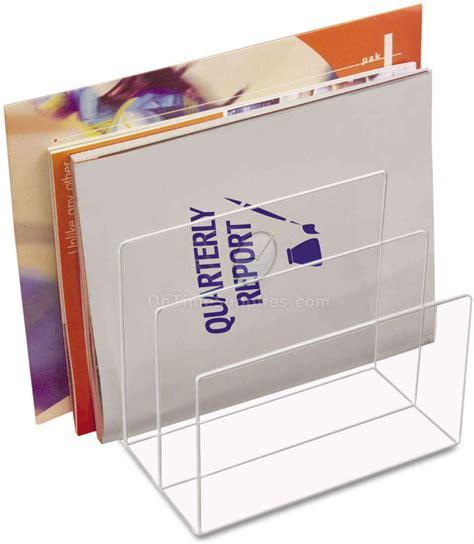 plastic desk file sorter ktkad45 desk file folder holder by kantek ontimesupplies
