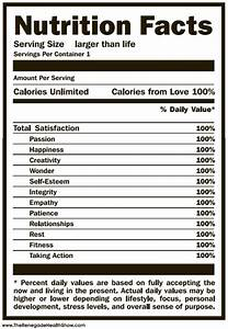 nutrition label generator nutrition ftempo With free nutrition label maker