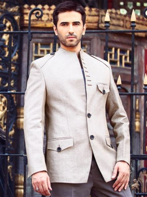 latest men party wear formal coat pant suits