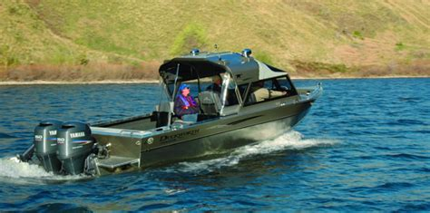 Duckworth Boats by Research Duckworth Pacific Navigator 255 On Iboats