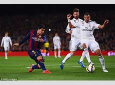 Barcelona vs Real Madrid is the dream Champions League