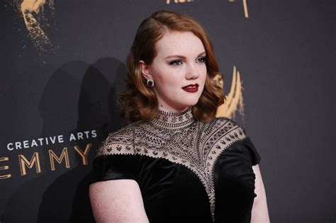 shannon purser rise quot stranger things quot actress shannon purser sent a powerful