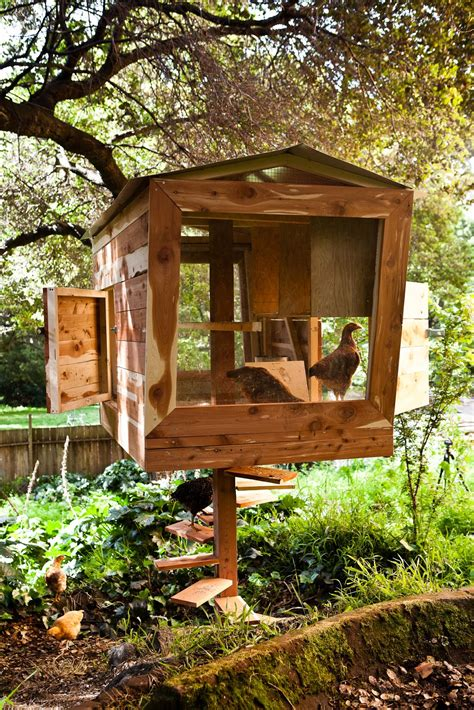 chicken houses 15 coolest chicken coops old fashioned families