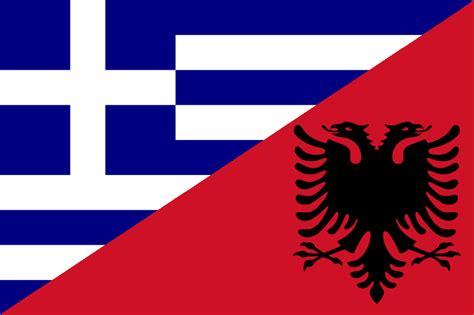 albanian greek relations  tragedy   making