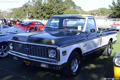 1971 Chevrolet C10 by Auction Results And Data For 1971 Chevrolet C10