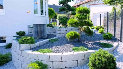 Moderne Gartengestaltung Youtube