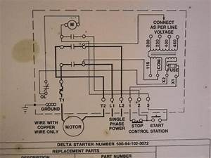 Square D Motor Starter Sizing Chart