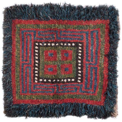 Meditation Rug tibetan meditation rug for sale at 1stdibs