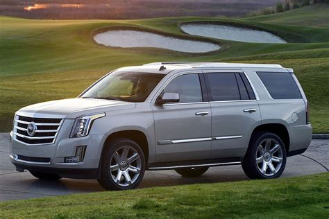 cadillac escalade reviews specs  prices carscom
