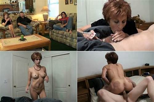 Stepson Was Again There #Horny #Cougar #Step
