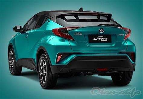 Gambar Mobil Toyota Chr Hybrid harga toyota c hr hybrid 2019 review spesifikasi