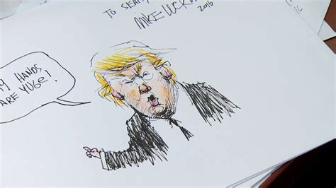 mike luckovich shows     great political cartoon
