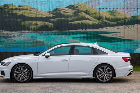 Audi A6 Offers by Audi S A6 Offers A7 Performance For Less Money