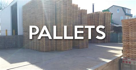 large wooden pallets  sale   lancaster county pa