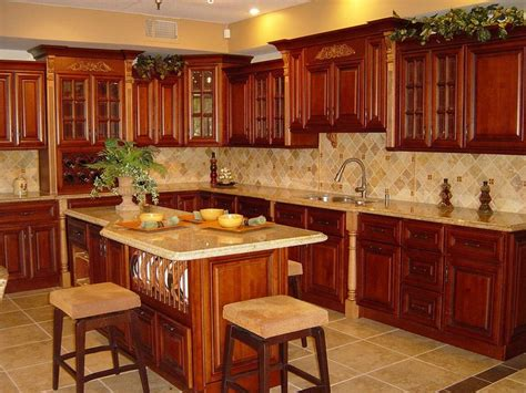 kitchen cabinets and doors get 20 rustic cherry cabinets ideas on without 5898