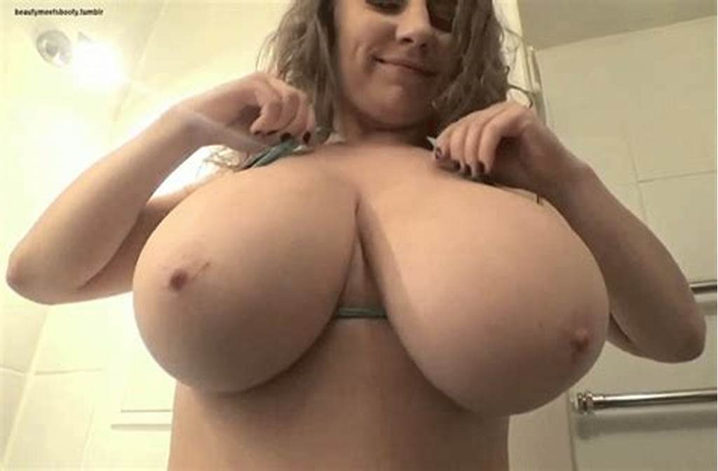 #Naked #Awesome #Female #With #Big #Natural #Tittes #Gif