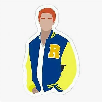 Riverdale Sticker Archie Clipart Clipartkey
