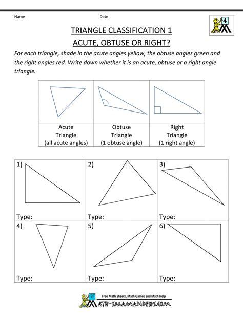 4th grade geometry