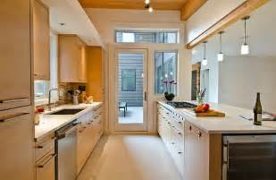 galley kitchen with island layout the most practical kitchen designs to install in your kitchen city renovations