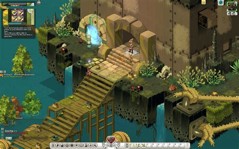 Wakfu Is A Grid Based Mmorpg Which Every Anime Fan Would To Installed It Really An Interesting Free Play Strategy Rpg That Wakfu Guide Gamersonlinux