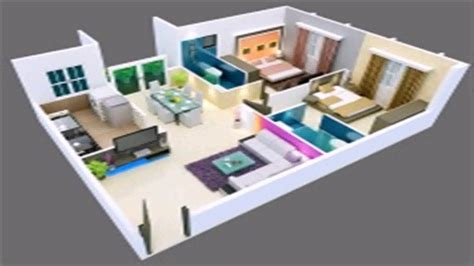 floor plan   sq ft apartment youtube