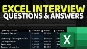 Excel-interview-questions-and-answers