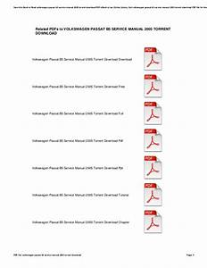 About Free Manual  1999 Vw Passat Owners Manual Free Download