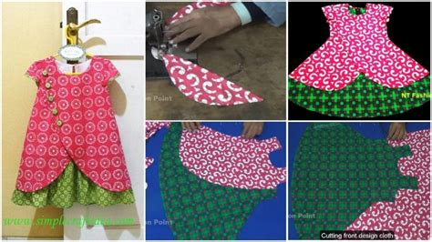 baby frock design simple craft ideas