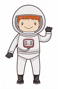 Free to Use & Public Domain Astronaut Clip Art