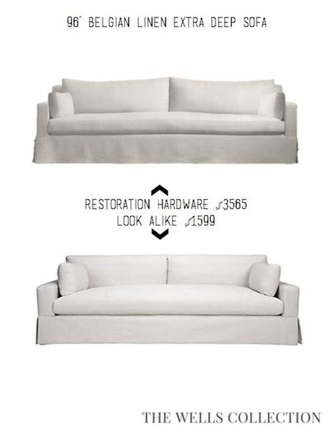 restoration hardware sofa bed 25 best ideas about restoration hardware sofa on