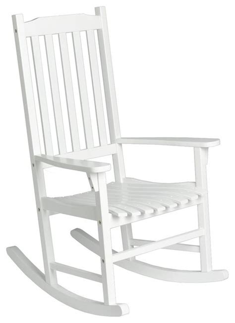 Porch Rocking Chair Plans by Porch Rocker Traditional Rocking Chairs By Gardener