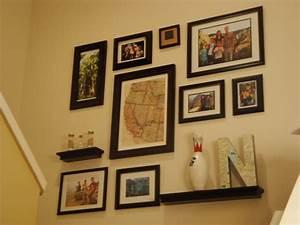 Exquisite home interior decoration using frame wall decor for A frame interior decorating ideas