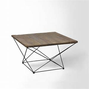 wood meets geometric design in one of today39s top trends With west elm geometric coffee table
