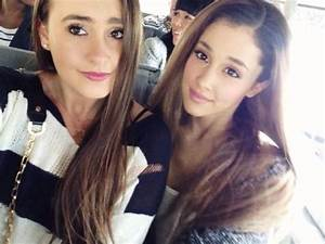 Ariana Grande and her best friend Alexa Luria   ariana ...