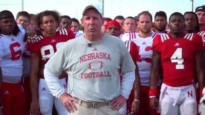 Nebraska Football Team Sends Powerful Message To Young ...