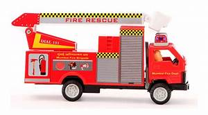 Buy Fire Brigade Truck Online In India • Kheliya Toys