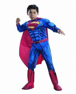 Verkleidung Für Kinder : superman deluxe kinderkost m muskelbepackte superhelden verkleidung horror ~ Frokenaadalensverden.com Haus und Dekorationen