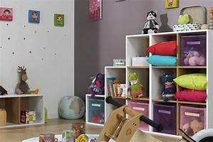 Rangement Chambre Enfants : rangement chambre enfant astuces et accessoires ~ Melissatoandfro.com Idées de Décoration